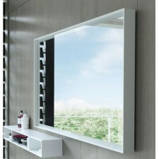 Duravit - L-Cube Mirror 1000mm With Lighting & Dimming