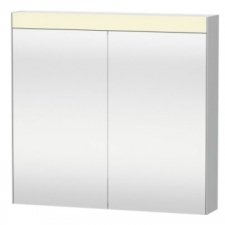 Duravit - Universal Mirror Cabinet with Lighting 810x148x760mm