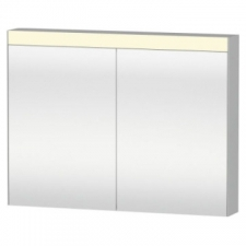 Duravit - Universal Mirror Cabinet with Lighting 1010x148x760mm