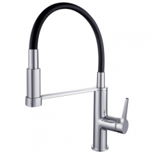 Franke - Mirus Professional Retractable Sink Mixer Chrome