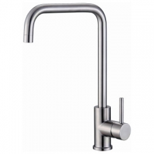 Franke - Saturn Cube Sink Mixer 363x220x50mm Stainless Steel