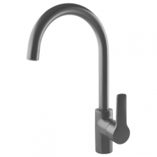 Franke - Highrise Sink Mixer Swivel 338x184mm Gunmetal
