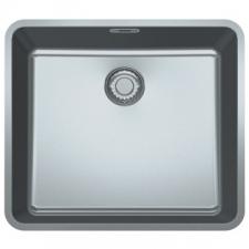 Franke - Kubus KBX110-45 Sink Undermount SB 480x430x180 Stainless Steel