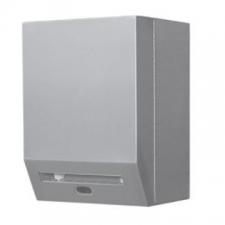 Franke - Franke Rodan RODX630 Sensor Type Paper Roll Dispenser Wall-Mounted SS Satin