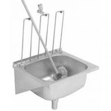 Franke - Franke LDS Drip/Cleaner Sink 600x500x258mm SS