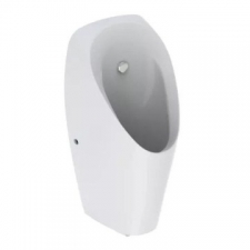 Geberit urinal Tamina with integrated control, mains operation