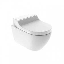 Geberit AquaClean Tuma Classic WC complete solution, wall-hung WC