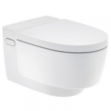 Geberit AquaClean Mera Classic WC complete solution, wall-hung WC: white alpine