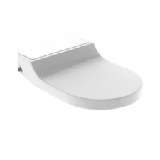 Geberit AquaClean Tuma Comfort WC enhancement solution: white / glass