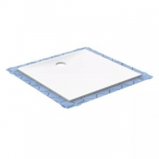 Geberit shower surface Setaplano: B=80cm, L=80cm