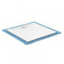 Geberit shower surface Setaplano: B=100cm, L=100cm