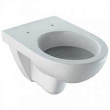 Geberit Selnova / Abalona wall-hung WC, washdown: white