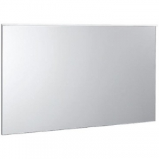 Geberit Xeno² illuminated mirror with direct and indirect lighting: B=120cm, H=71cm