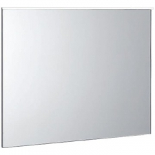 Geberit Xeno² illuminated mirror with direct and indirect lighting: B=90cm, H=71cm
