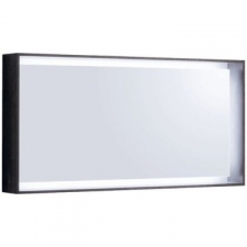 Geberit Citterio illuminated mirror: B=118.4cm, H=58.4cm