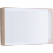 Geberit Citterio illuminated mirror: B=88.4cm, H=58.4cm