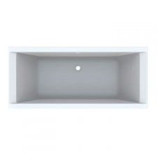 Geberit rectangular bathtub Supero, duo, with feet: L=180cm, B=80cm