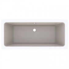 Geberit rectangular bathtub Tawa, duo: L=180cm, B=80cm