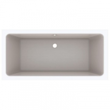 Geberit rectangular bathtub Tawa, duo: L=190cm, B=90cm