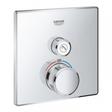 Grohe - Grohtherm - Taps - Thermostatic Mixers - Chrome
