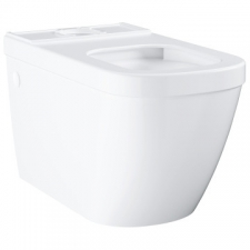 Grohe - Euro - Toilets - Close-Coupled Pans - White