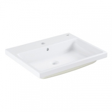 Grohe - Cube - Basins - Drop-In - White