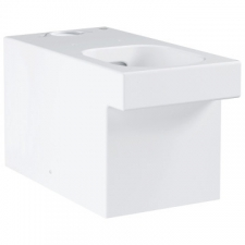 Grohe - Cube - Toilets - Close-Coupled Pans - White
