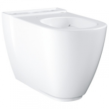 Grohe - Essence - Toilets - Close-Coupled Pans - White