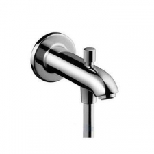 Hansgrohe - Tub Spout E/S 152mm with Diverter Chrome