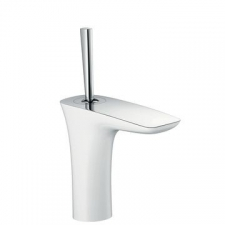 Hansgrohe - Puravida Basin Mixer 110 White/Chrome