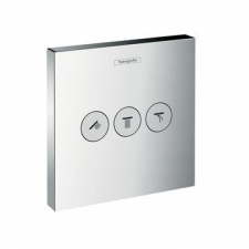 Hansgrohe - ShowerSelect Valve 3 Function Chrome