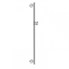Hansgrohe - Unica Comfort Wall Bar 900mm Chrome