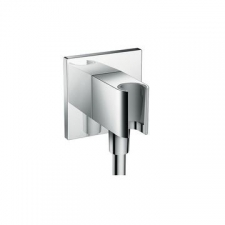 Hansgrohe - Fixfit Porter Square Shower Holder Chrome