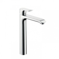 Hansgrohe - Metris Basin Mixer Highriser 260 Chrome