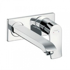 Hansgrohe - Metris Basin Single Lever Concealed with 225mm Spout Chrome