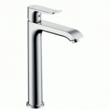 Hansgrohe - Metris Highriser Basin Mixer 200 without Waste Chrome