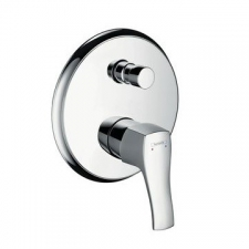 Hansgrohe - Metris Classic Bath Mixer Concealed FS Chrome