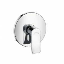 Hansgrohe - Metris Shower Mixer Concealed Finishing Set Chrome
