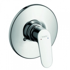 Hansgrohe - Decor Shower Mixer Concealed Chrome