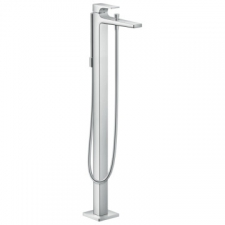 Hansgrohe - Metropol Bath Mixer Floorstanding Single Lever with Loop Handle Chrome