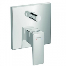 Hansgrohe - Metropol Bath Mixer with Lever Handle For Concealed Installation Chrome