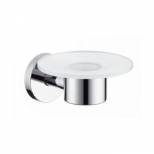 Hansgrohe - Logis Soap Dish Brushed Nickel