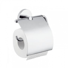 Hansgrohe - Logis Paper Roll Holder Brushed Nickel