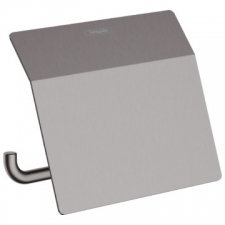 Hansgrohe - AddStoris roll holder with cover BBC