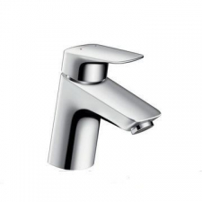 Hansgrohe - Logis 70 Basin Mixer without Pop-Up Chrome