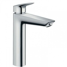 Hansgrohe - Logis 190 Basin Mixer without Pop-Up Chrome