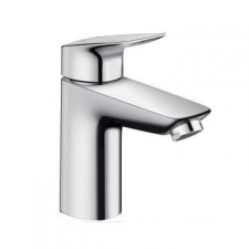 Hansgrohe - Logis 100 Basin Mixer without Pop-Up Chrome