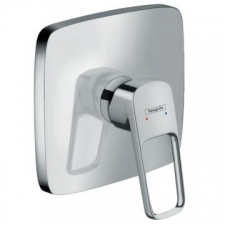 Hansgrohe - HG Logis Loop Concealed Shower Mixer Chrome