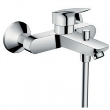 Hansgrohe - Logis Exposed Bath Mixer Chrome