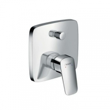 Hansgrohe - Logis Bath Mixer Concealed Chrome